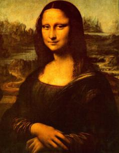 Mona Lisa Painting by Leonardo Da Vinci - Click to enlarge